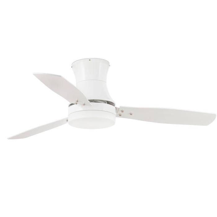 Вентилятор с подсветкой Faro TONSAY BLANCO