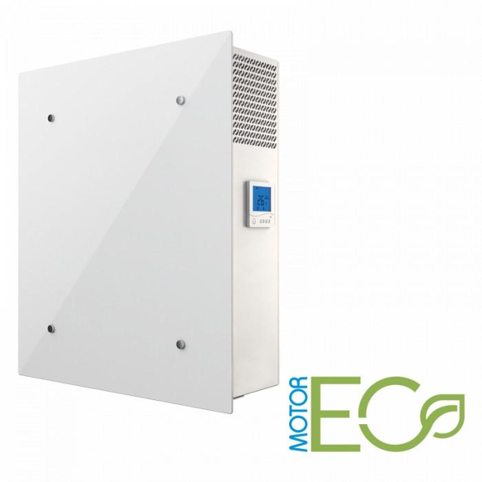 Бытовая приточно-вытяжная вентиляционная установка Blauberg FRESHBOX E-100 ERV