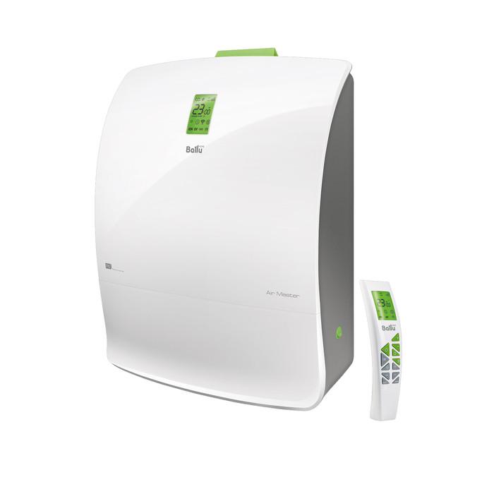 Приточно-очистительный мультикомплекс Ballu BMAC-200 Warm CO2