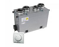 Приточно-вытяжная установка Vents ВУТ 300 В мини ЕС (РС)