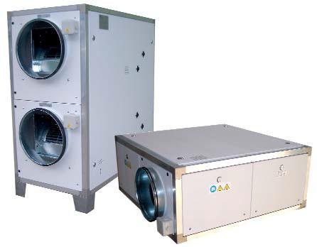 Приточно-вытяжная установка Utek DUO DP 6 V