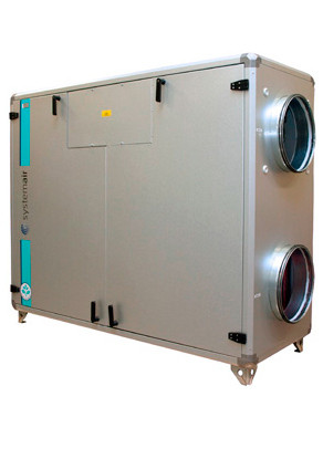 Приточно-вытяжная установка Systemair Topvex SC03 R-CAV