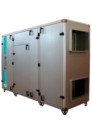 Приточно-вытяжная установка Systemair Topvex SC06 R-CAV
