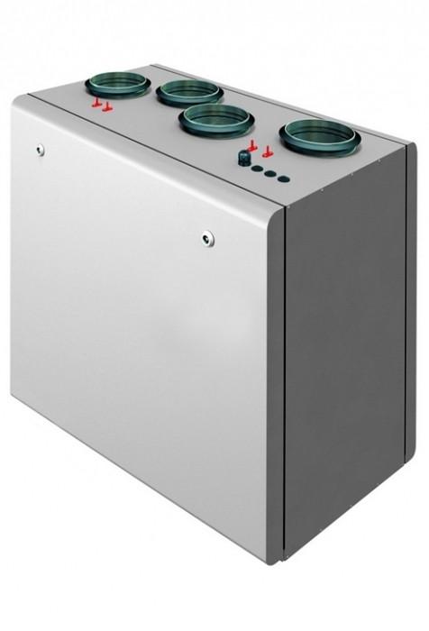 Приточно-вытяжная вентиляционная установка 1000 м3/ч Shuft UniMAX-R 850VWL EC