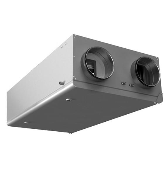 Приточно-вытяжная вентиляционная установка 1000 м3/ч Shuft UniMAX-P 850-1,2-CE EC