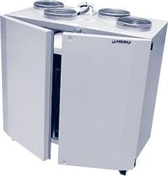 Приточно-вытяжная вентиляционная установка 1000 м3/ч Ostberg HERU 250 T AC AL