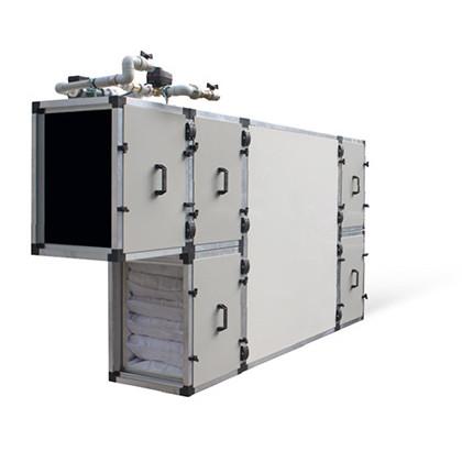 Приточно-вытяжная вентиляционная установка 1000 м3/ч Turkov Zenit 1000 SW