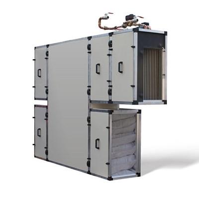 Приточно-вытяжная установка с рекуперацией тепла и влаги Turkov CrioVent 1100 SW