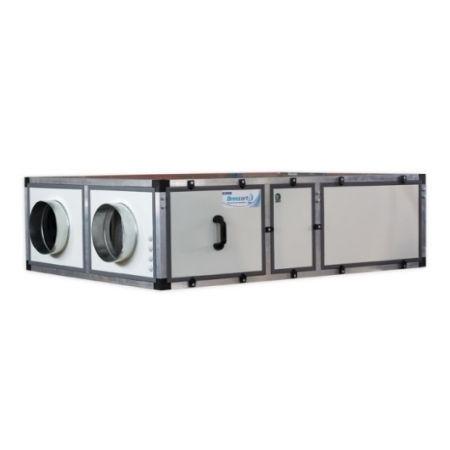 Приточно-вытяжная вентиляционная установка 1000 м3/ч Breezart 1000 Aqua RP SB