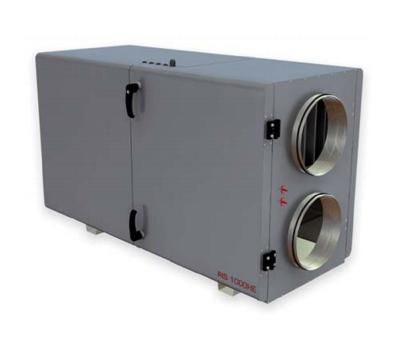 Приточно-вытяжная вентиляционная установка 1000 м3/ч DVS RIS 1000 HE 3.0