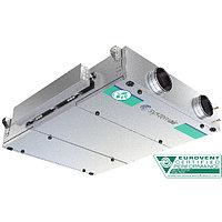 Приточно-вытяжная вентиляционная установка 1000 м3/ч Systemair Topvex FC02 HWL-L