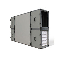Приточно-вытяжная установка с рекуперацией тепла и влаги Turkov ZENIT-25000 HECO SE , фото 1