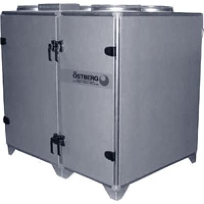 Приточно-вытяжная вентиляционная установка 10000 м3/ч Ostberg HERU 2400 T RER