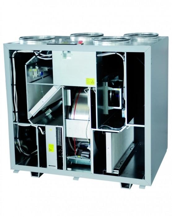 Приточно-вытяжная вентиляционная установка 2000 м3/ч Salda RIRS 1900 VER EKO 3.0