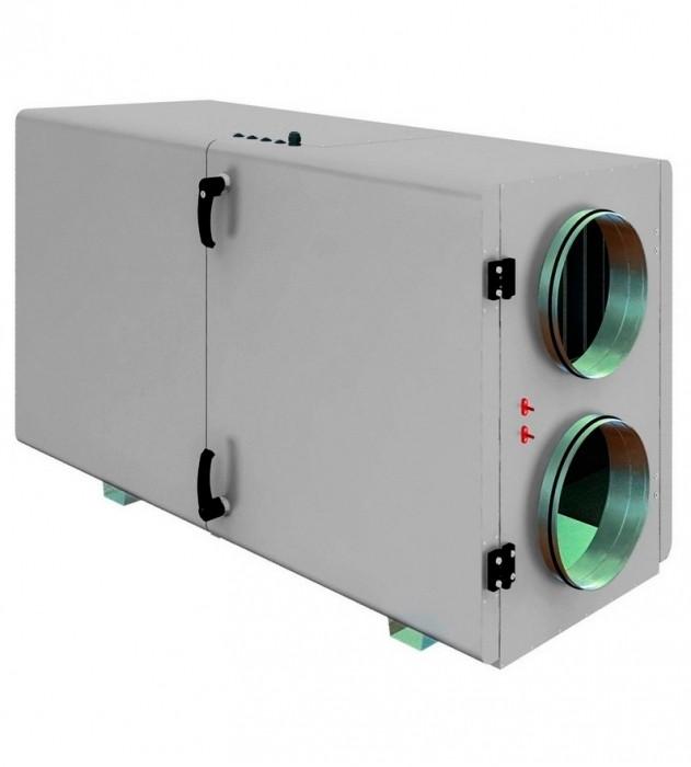Приточно-вытяжная вентиляционная установка 2000 м3/ч Shuft UniMAX-P 2000SE-A
