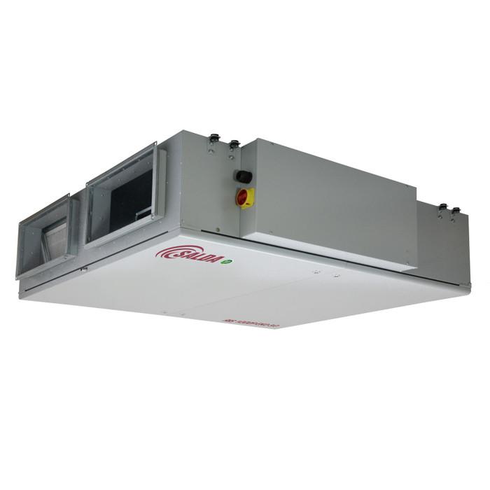 Приточно-вытяжная вентиляционная установка 2000 м3/ч Salda RIS 1900 PE 12.0 EKO 3.0