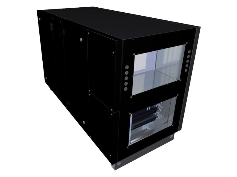 Приточно-вытяжная вентиляционная установка 2000 м3/ч Dimmax Skyron RG 20E-6
