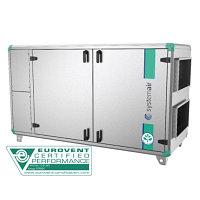 Приточно-вытяжная вентиляционная установка 2500 м3/ч Systemair Topvex SX/C04 EL-L