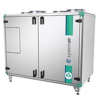 Приточно-вытяжная вентиляционная установка 2500 м3/ч Systemair Topvex TX/C04-L