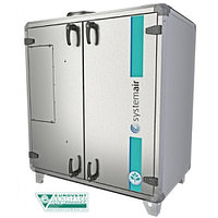 Приточно-вытяжная вентиляционная установка 3500 м3/ч Systemair Topvex TR09 HWL-R-CAV