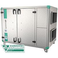 Приточно-вытяжная вентиляционная установка 3500 м3/ч Systemair Topvex SR09 HWH-R-CAV