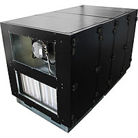 Приточно-вытяжная вентиляционная установка 4000 м3/ч Dimmax Skyron RG T (R/L)  50W