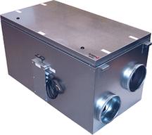 Приточно-вытяжная вентиляционная установка 500 м3/ч Ostberg HERU 100 S EC A