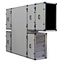 Приточно-вытяжная вентиляционная установка 5500 м3/ч Turkov Zenit HECO 5000 SE