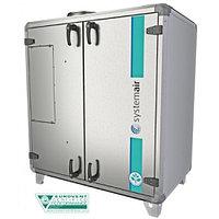 Приточно-вытяжная вентиляционная установка 6000 м3/ч Systemair Topvex TR12-L-CAV