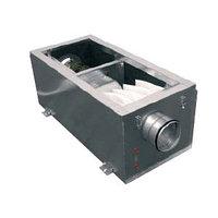 Приточная вентиляционная установка 1500 м3/ч DVS VEKA INT W 1000-14,4 L1 EK