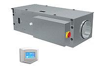 Приточная вентиляционная установка 2000 м3/ч 2vv ALFA-C-20WC-DP-2