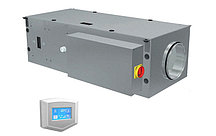 Приточная вентиляционная установка 3000 м3/ч 2vv ALFA-C-30WC-DP-2