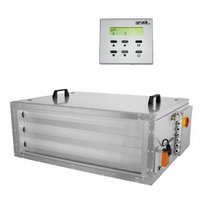 Приточная вентиляционная установка 3000 м3/ч Ruck SL 9130 G03 J03