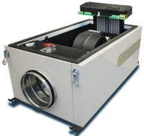 Приточная вентиляционная установка 500 м3/ч Vent Machine Колибри-500 GTC