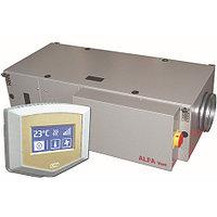 Приточная вентиляционная установка 500 м3/ч 2vv ALFA-C-05ES-DP-2