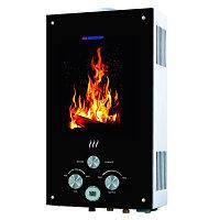 Газовый проточный водонагреватель 16-21 кВт Edisson F 20 GD (Костер)