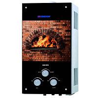 Газовый проточный водонагреватель 16-21 кВт Edisson S 20 G (Камин)
