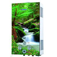 Газовый проточный водонагреватель 16-21 кВт Edisson F 20 GD (Лес)