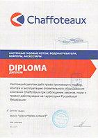 Газовый проточный водонагреватель 16-21 кВт Chaffoteaux Fluendo 11 CF E