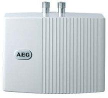 Электрический проточный водонагреватель 5 кВт Aeg MTD 440