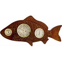 Барометр+Гигрометр+Термометр Бриг+ Рыба