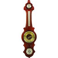 Барометр+Гигрометр+Термометр Бриг+ М-82 часы