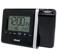 Часы с красной проекцией Uniel UTP-80