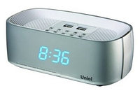 Часы без проекции Uniel UTR-23BSU