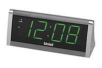 Часы без проекции Uniel UTL-12GBr