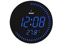 Часы без проекции Uniel BV-10B (UTL-10B)