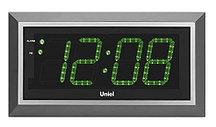Часы без проекции Uniel BV-11GSL (UTL-11G)