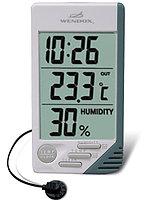 Цифровой термогигрометр Wendox W241A-T