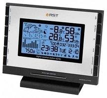 Цифровая метеостанция с радиодатчиком Rst 02785