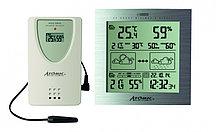Цифровая метеостанция с радиодатчиком Atomic W739233-S